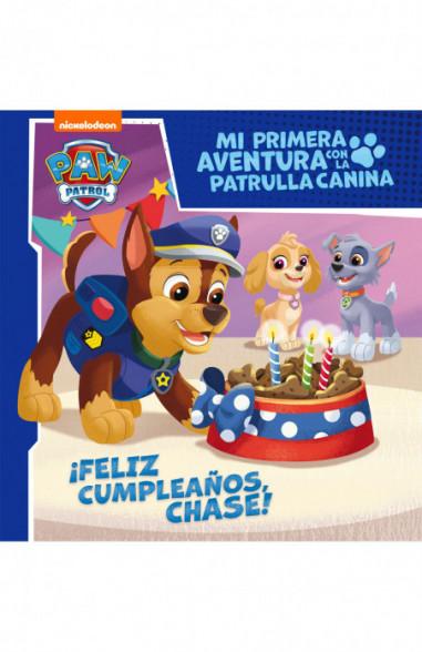 ¡Feliz cumpleaños, Chase! (Mi primera aventura con la Patrulla Canina | Paw Patrol)