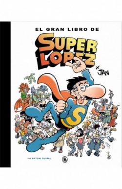 El gran libro de Superlópez