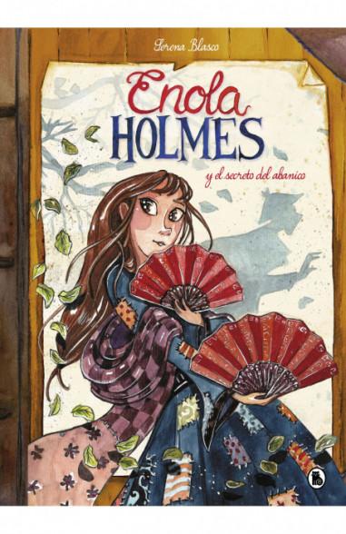 Enola Holmes y el secreto del abanico...