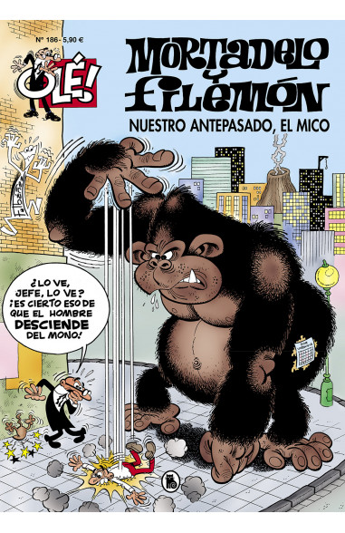 Nuestro antepasado, el mico (Olé!...