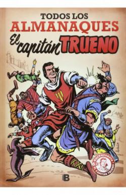 Todos los almanaques (El Capitán Trueno)