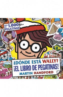 ¿Dónde está Wally? ¡El libro de pegatinas! (Colección ¿Dónde está Wally?)