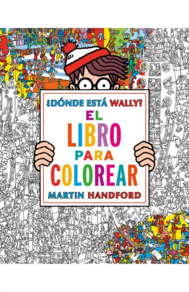 ¿Dónde está Wally? El libro para...