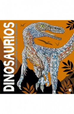 Dinosaurios. Criaturas para colorear y descubrir