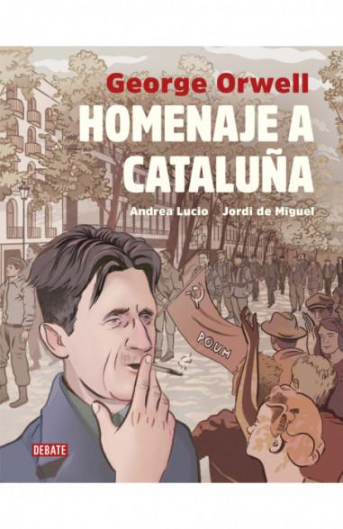 Homenaje a Cataluña (versión gráfica)