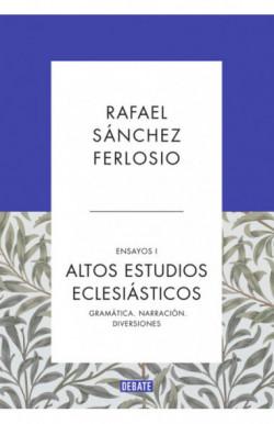 Altos Estudios Eclesiásticos (Ensayos 1)