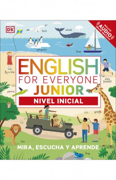 English for Everyone Junior. Nivel...
