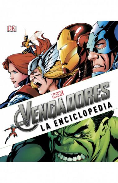Marvel Los Vengadores: La enciclopedia