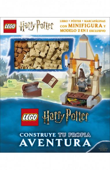 Lego Harry Potter Construye tu propia...