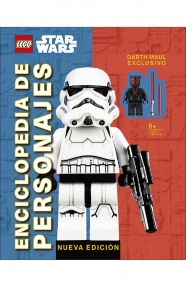 LEGO® Star Wars. Enciclopedia de...