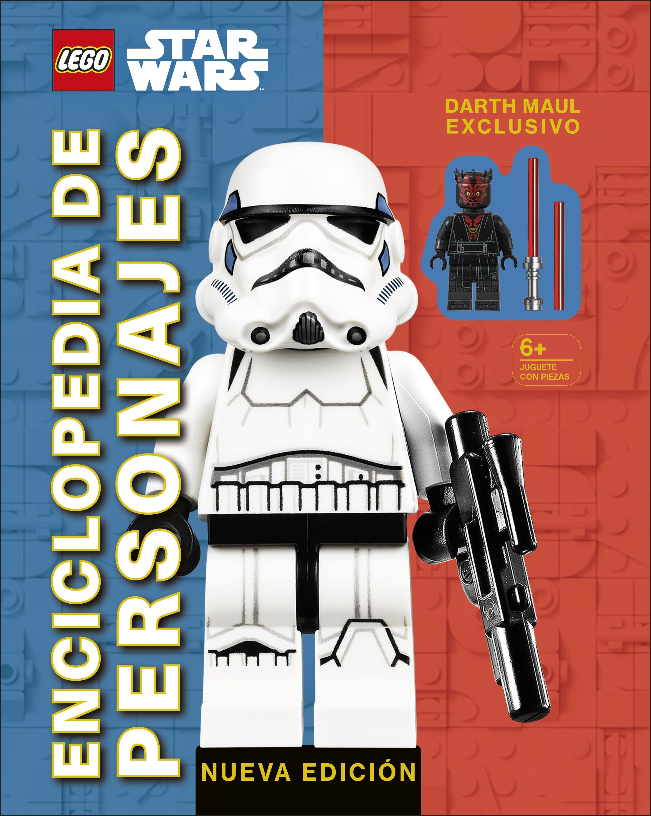 LEGO® Star Wars. Enciclopedia de personajes (nueva edición)