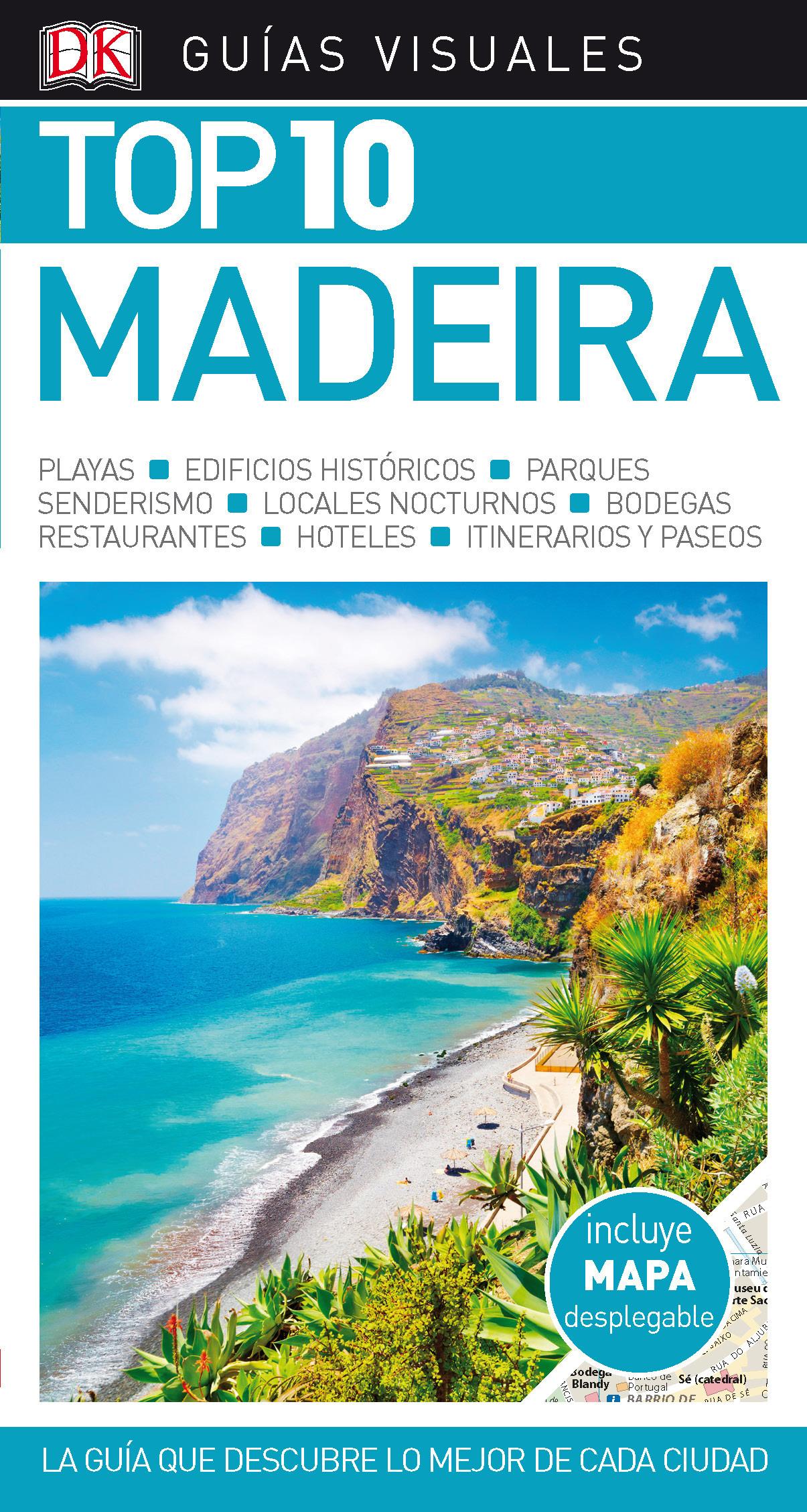 Guía Visual Top 10 Madeira