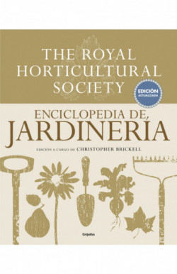 Enciclopedia de jardinería. The Royal Horticultural Society