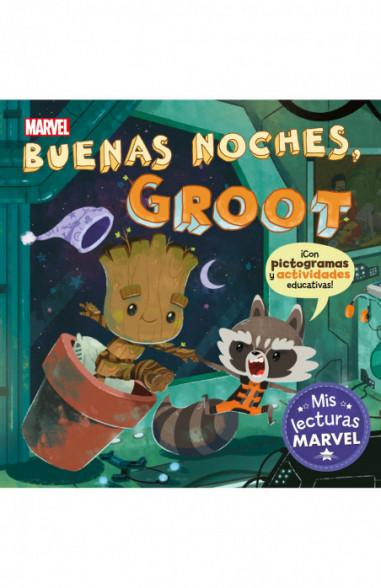 Buenas noches, Groot (Mis lecturas...