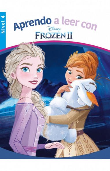Aprendo a leer con Frozen II - Nivel...