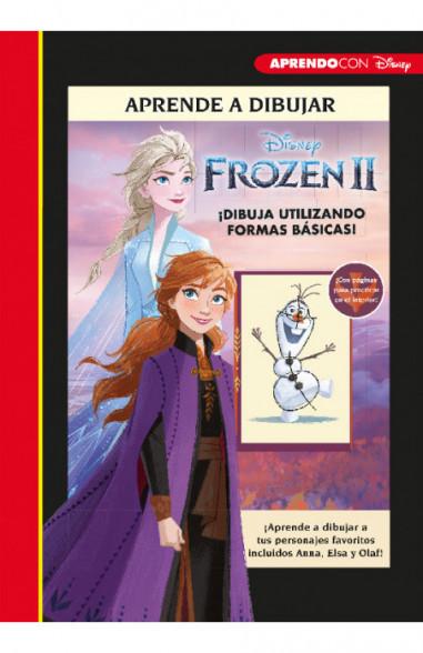 Aprende a dibujar Frozen II (Crea,...