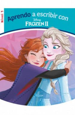 Aprendo a escribir con Frozen 2 - Nivel 1 (Aprendo a escribir con Disney)