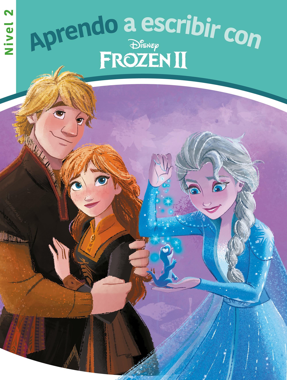 Aprendo a escribir con Frozen 2 - Nivel 2 (Aprendo a escribir con Disney)