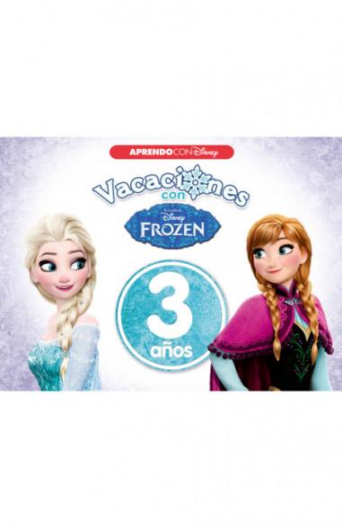 Vacaciones con Frozen. 3 años...