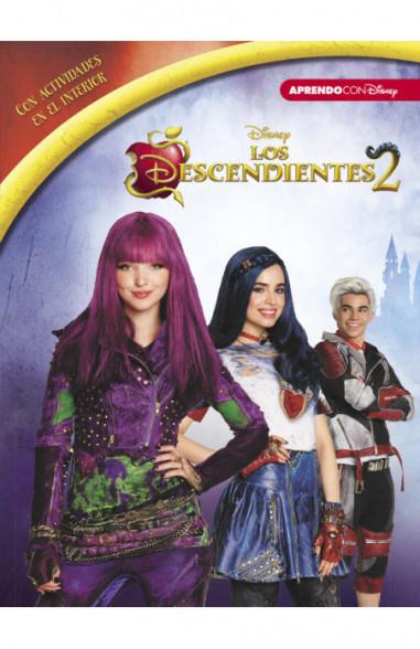 Los Descendientes 2 (Leo, juego y...