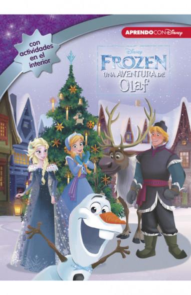Frozen. Una aventura de Olaf (Leo,...