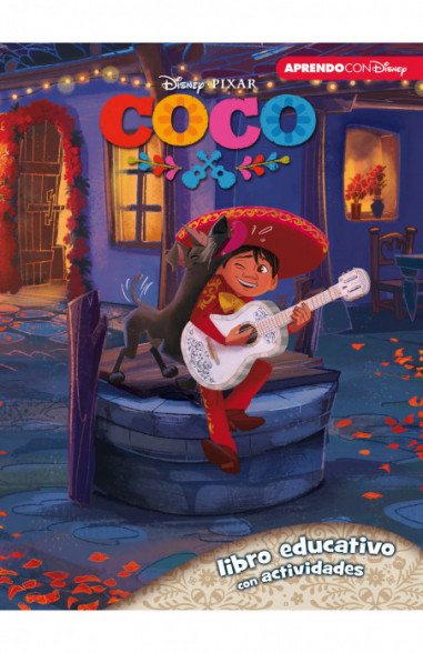 Coco (Libro educativo Disney con...