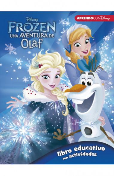 Frozen: una aventura de Olaf (Libro...