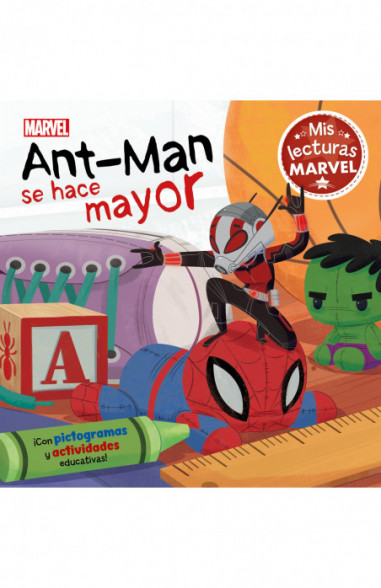 Ant-Man se hace mayor (Mis lecturas...