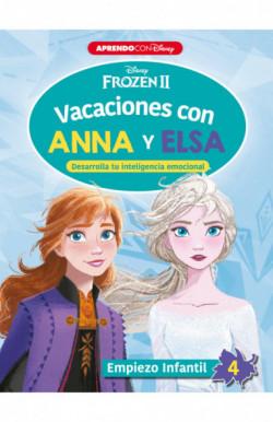 Vacaciones con Anna y Elsa....