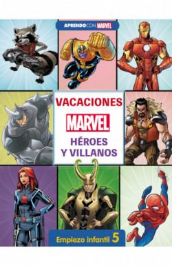 Vacaciones con Marvel....