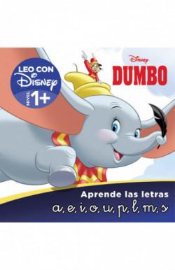 Dumbo. Aprende las letras...
