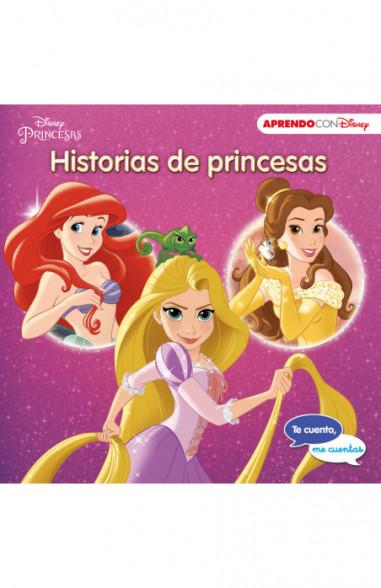 Historias de princesas (Te cuento, me...