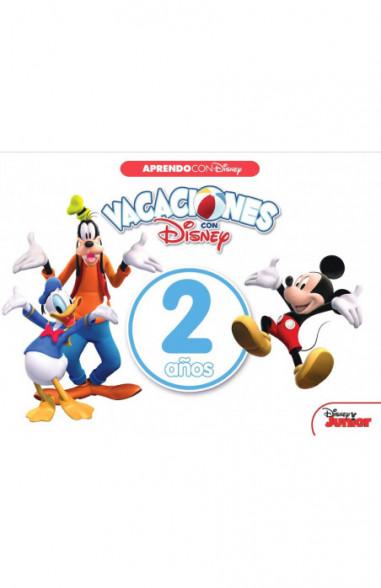 Vacaciones con Disney. 2 años...