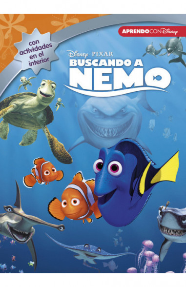 Buscando a Nemo (Leo, juego y aprendo...