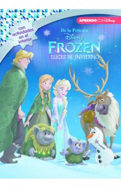 Frozen. Luces de invierno (Leo, juego y aprendo con Disney)
