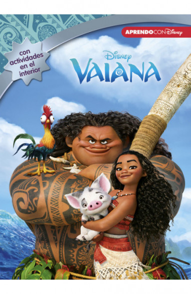 Vaiana (Leo, juego y aprendo con Disney)
