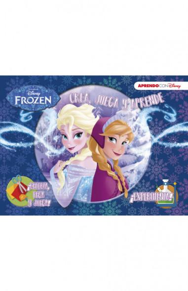 Frozen (Crea, juega y aprende con...