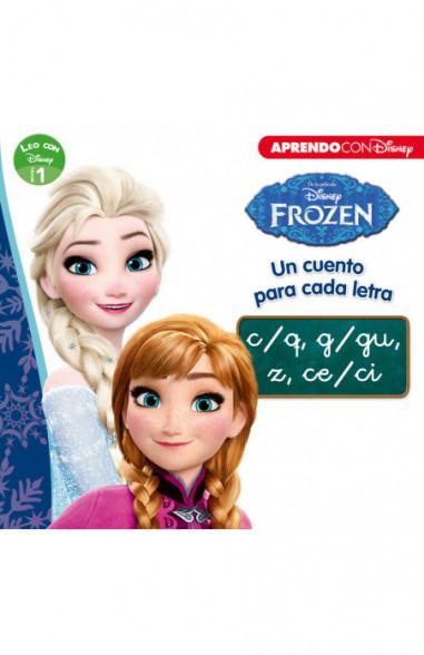 Frozen. Un cuento para cada letra...