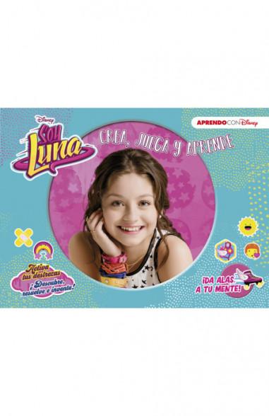 Soy Luna (Crea, juega y aprende con...