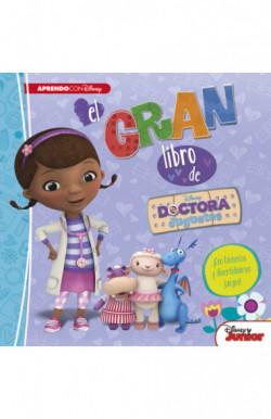 El gran libro de la Doctora Juguetes (Aprendo con Disney)