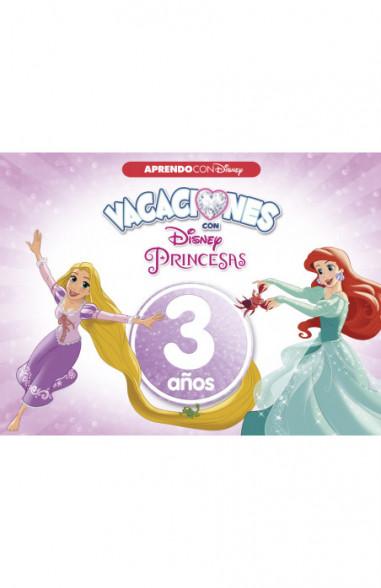 Vacaciones con las Princesas Disney....