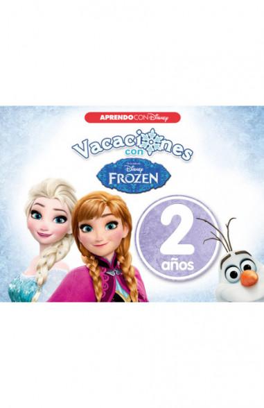 Vacaciones con Frozen. 2 años...
