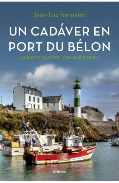 Un cadáver en Port du Bélon...