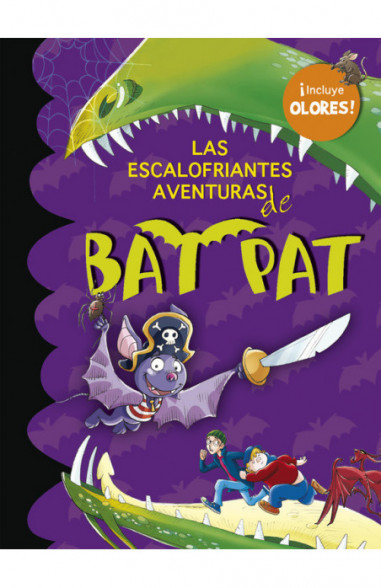 Las escalofriantes aventuras de Bat...