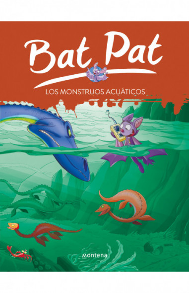 Los monstruos acuáticos (Serie Bat...