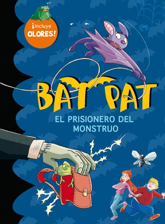 El prisionero del monstruo (Bat Pat. Olores 2)