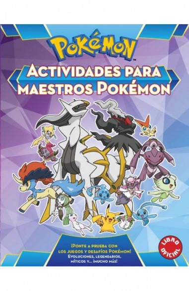 Actividades para maestros Pokémon...