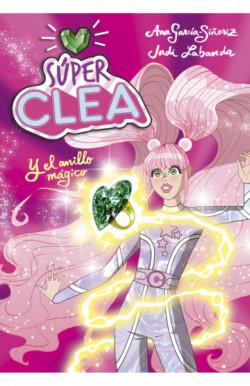Súper Clea y el anillo...
