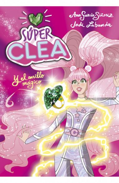 Súper Clea y el anillo mágico (Serie...