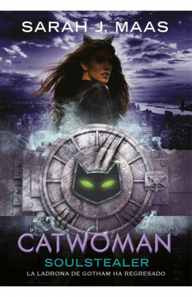 Catwoman: Soulstealer (DC ICONS 3)